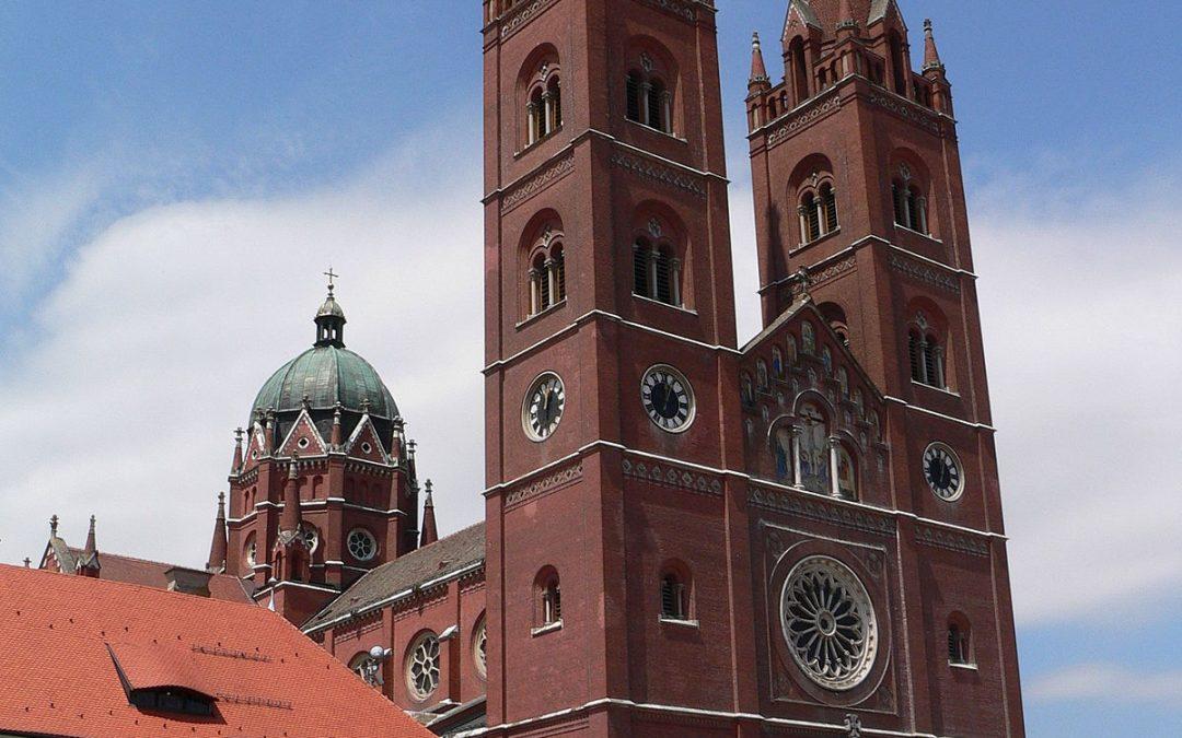 đakovacka katedrala